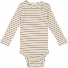 Petit Piao Striped L/S Body Body