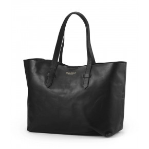 Elodie Details Pusletaske, Black Leather