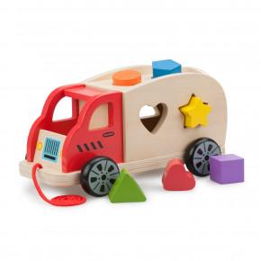 New Classic Toys Puttekasse +12 mdr - lastbil