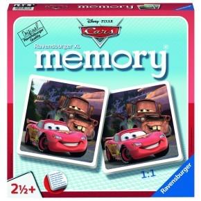Cars XL memory vendespil