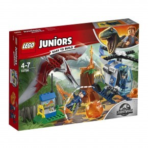 LEGO JUNIORS - Pteranodon Flugt - 10756