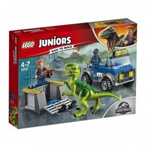 LEGO JUNIORS - Raptor Redningsbil - 10757