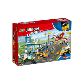 LEGO Juniors - Byens centrale lufthavn - 10764