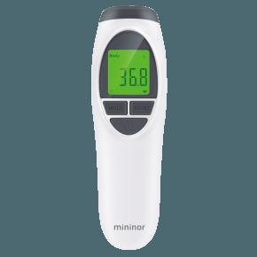 Mininor, Kontaktløst termometer