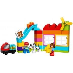 Lego Duplo - Creative Building Basket