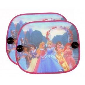 Solskærm med Prinsesser 2 stk.