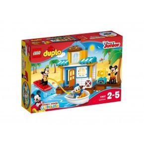 Lego Duplo - Mickey & Friends Beach House