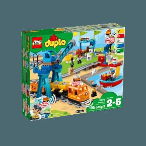 LEGO DUPLO - Godstog - 10875