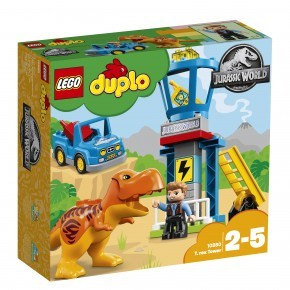 LEGO Duplo - T. rex-tårn