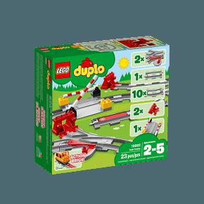 LEGO DUPLO - Togspor - 10882