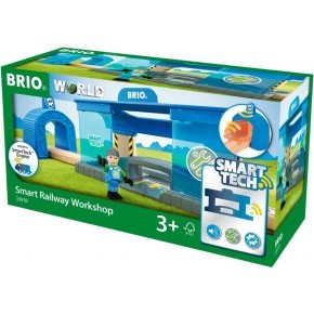 BRIO Smart Tech Værksted - 33918