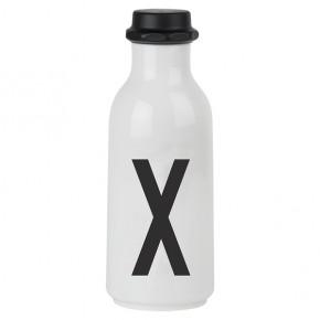Design Letters, Vandflaske - X