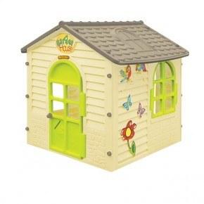 Elite Toys Legehus Garden House - Beige