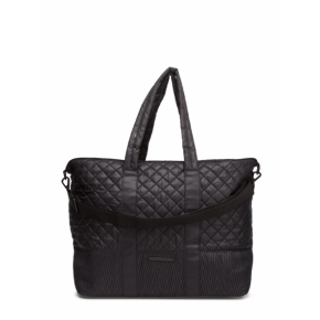 Day Bubbles Shopper - Black