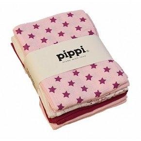 Pippi stofbleer 8. pak - Light Rose