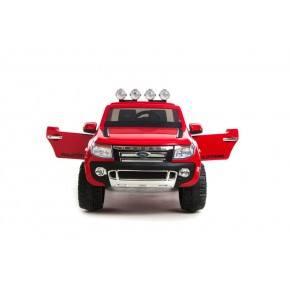 Ride ons Ford F150, rød - Med fjernbetjening.