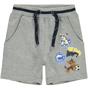 Name It Paw Patrol Sweatshort – Grå