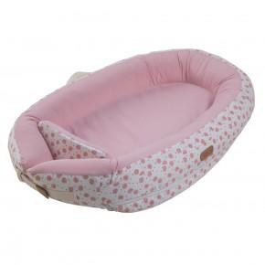 Voksi Premium rose moon babynest - rosa