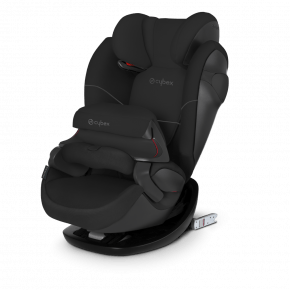 Cybex Pallas M-fix autostol (2019) - Pure Black