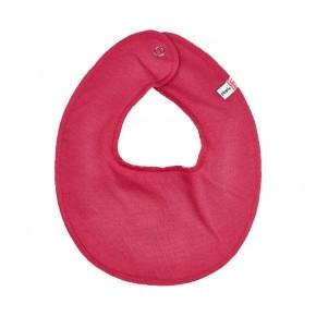 Pink rund hagesmæk - Pippi
