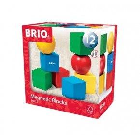 BRIO Magnetiske klodser - 30123