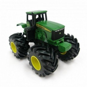 John Deere - Shake and sound traktor