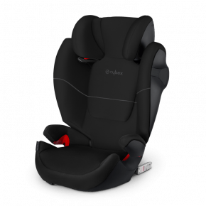 Cybex Solution M-fix autostol (2019) - Pure Black