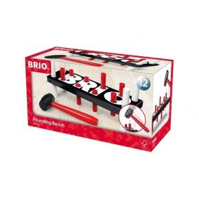 BRIO Hammerbræt - 30515
