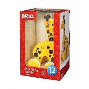 BRIO Pullalong Giraf Trækdyr - 30200