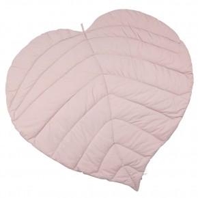MÜSLI - Leaf Blanket Rose Babytæppe