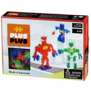 Plus Plus MINI Neon 170 stk Robots