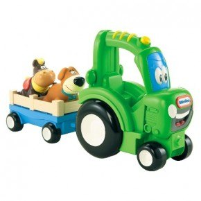 LITTLE TIKES Handle Haulers Dlx. Frankly Farmer Legetøj