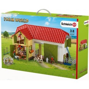 Scheich Large farm with animals