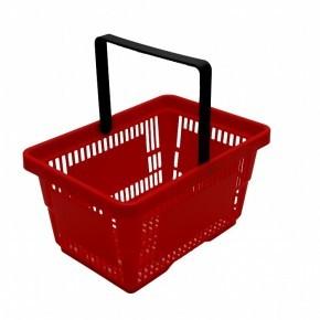 Tanner Indkøbskurv - Plastik