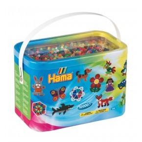 Hama Midi Perler 10.000 - Mix 50