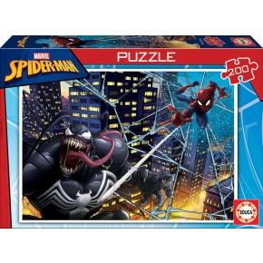 Educa Spiderman puslespil 2x100 brikker