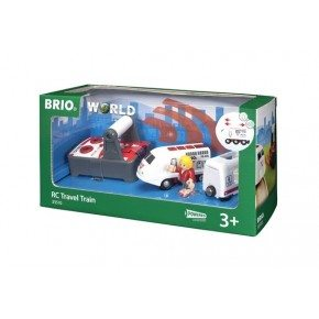 BRIO World - Fjernstyret passagertog - 33510