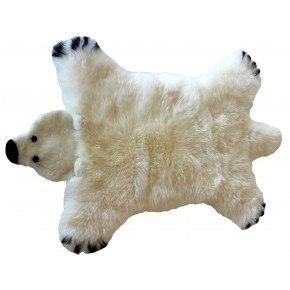 BABY DAN Isbjørn Tæppe - lille