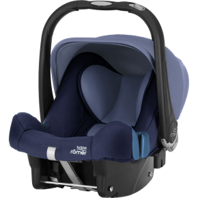 Britax Römer Baby-Safe Plus SHR II Autostol - Moonlight Blue