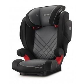 Recaro Monza Nova 2 Autostol - Carbon Black (Til sele montering)