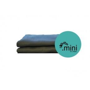 Sleepbag - Lagen 2-pak grå mini Tilbehør til sove- og kørepose