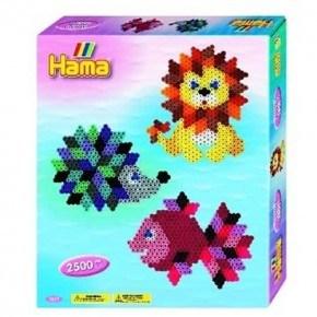 Hama Midi Gaveæske - Diamond animals