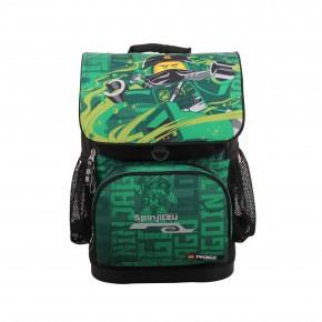 LEGO Ninjago Optimo Skoletaske m. gymnastiktaske - Energy