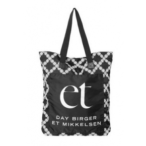 Day Carry Tote - Crossing Black