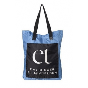 Day Carry Block Tote - Colony Blue