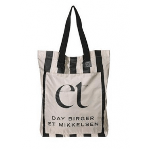 Day Carry Stripe Tote - Shade of