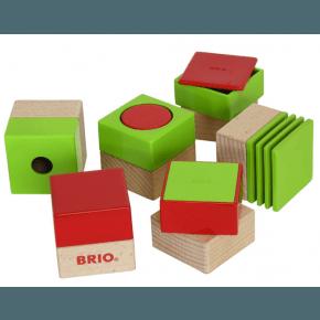 BRIO - Sensory Blocks klodser