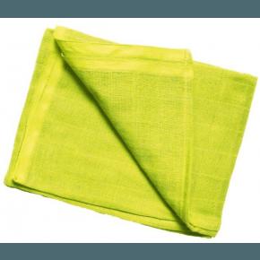 Lys grøn stofble 70 x 70 cm - Pippi