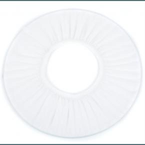 Shampooskærm - Hvid