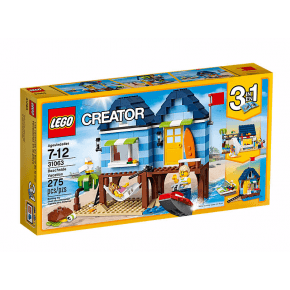 LEGO Klodser, Strandferie